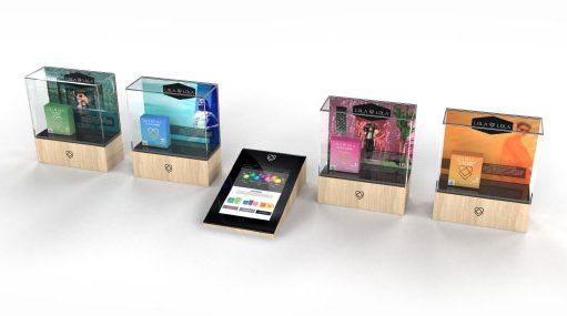 Create custom screens more engaging to customers