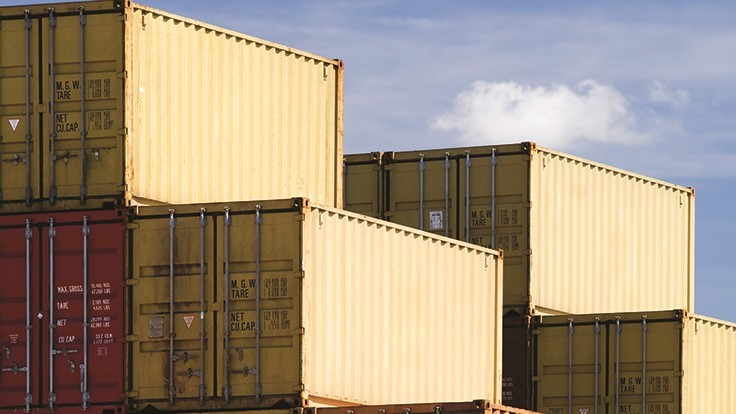 Things to Consider When Looking for Shipping Containers