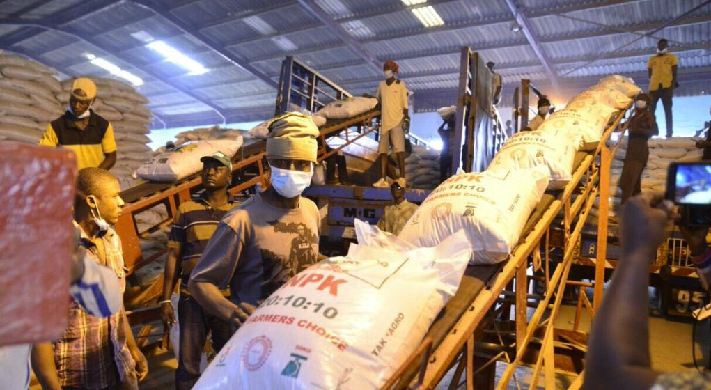 Know more about the grain storage and fertilizer supply