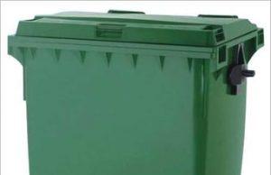 Do you wheelie bins get dirty frequently?