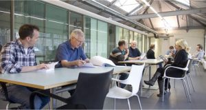 Cutting Costs Try Out A Coworking Space