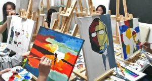 Art Jamming Classes Singapore