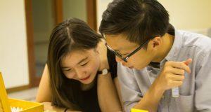 Corporate team building workshops Singapore